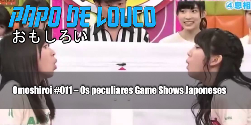 capa omoshiroi 011 - game shows japoneses