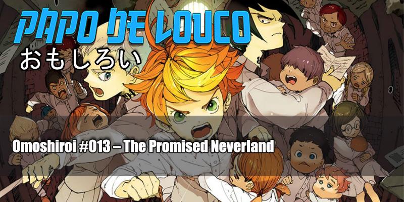 capa omoshiroi 013 the promised neverland