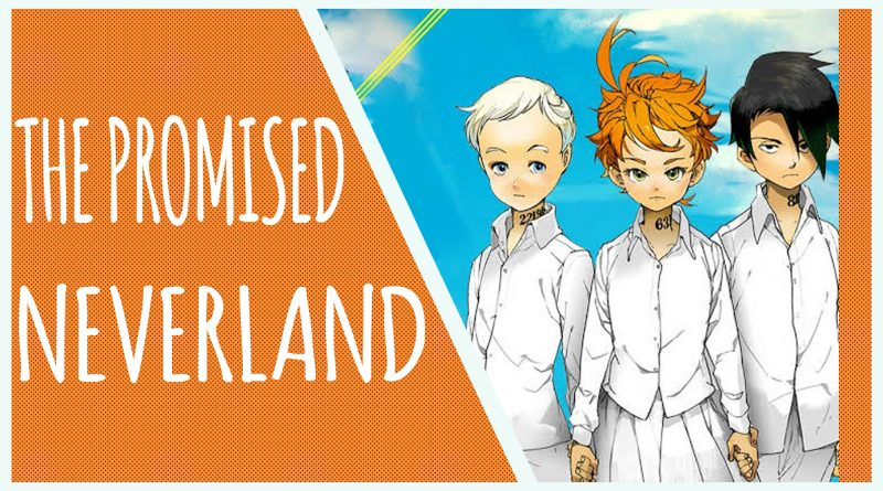 thumb video omoshiroi tv promised neverland