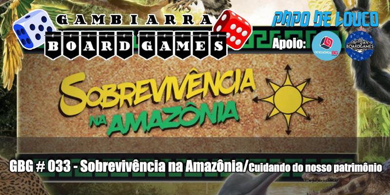 Sobrevivência na Amazônia