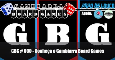 Gambiarra Board Games