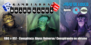 Conspiracy Abyss Universe