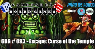 Escape Curse of the Templo