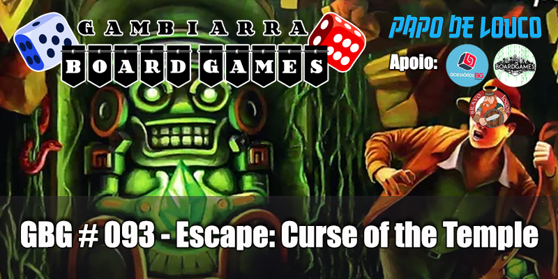 Escape Curse of the Templo