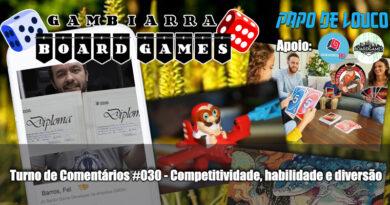 Competitividade, habilidade e diversão